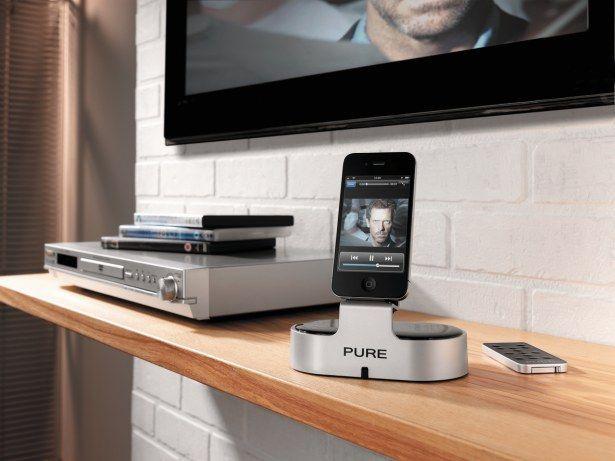 Photo of Comparte la música y los vídeos de tu iPhone con el Dock Pure i-20