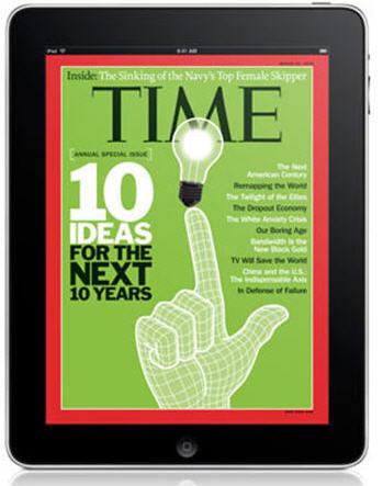 Photo of El iPad entre los mejores inventos del 2010