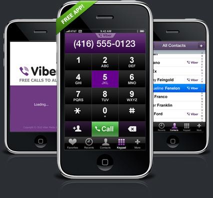 Photo of Viber consigue 5 Millones de usuarios en tan sólo 5 días