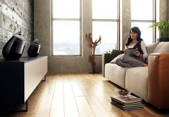 Photo of Nuevos altavoces Fidelio SoundSphere de Philips compatibles con AirPlay