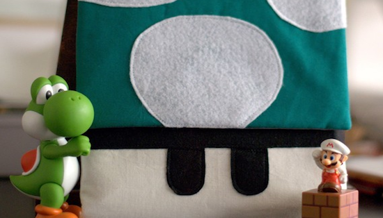 Fundas iPad 2 HoobyGroovy Super Mario Bros