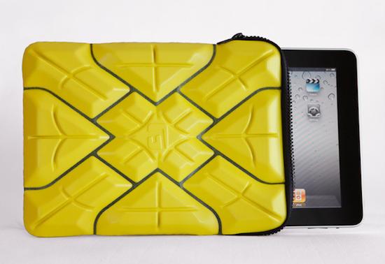 Funda iPad 2: G-Form Extreme Sleeve