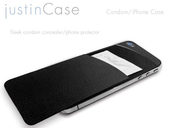 Funda iPhone Preservativo justinCase