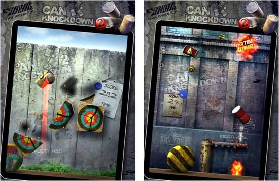 infini2 Copiar Derriba todos los objetivos con Can Knockdown 2 para iPad y iPhone