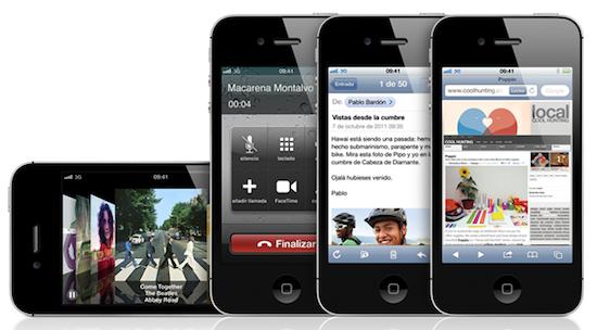 Photo of iPhone 4S: Características y novedades