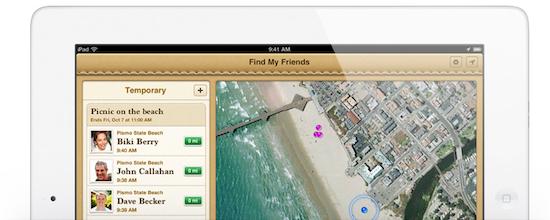Photo of Find My Friends: Otra de las novedades de iOS 5
