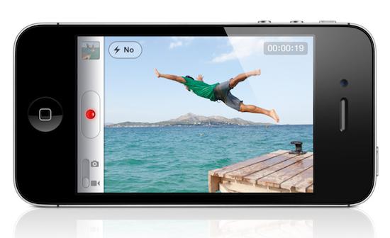 Photo of iPhone 4S: Características de su nueva cámara