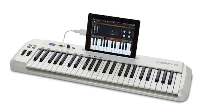 Photo of Carbon 49: Nuevo Teclado MIDI para iPad de Samson