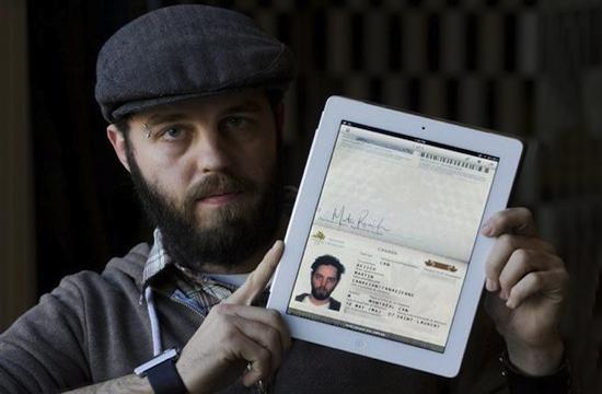Photo of Un canadiense accede a EE.UU. con un iPad por pasaporte