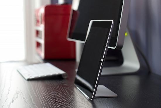Photo of Magnus: Soporte magnético para iPad 2
