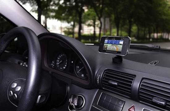 Photo of Xtand Go: Un estupendo soporte de coche para iPhone