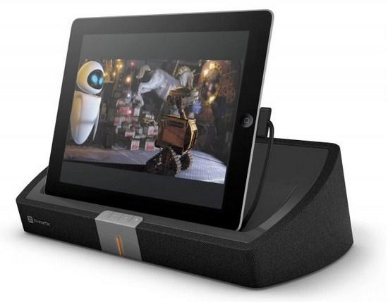 Photo of XtremeMac Tango TT: Base de carga para iPad y iPhone con altavoces incorporados