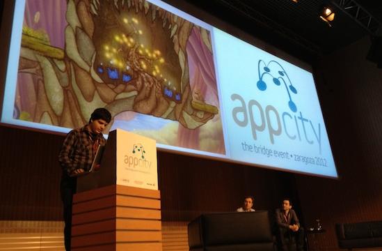Photo of Da comienzo APPCity 2012 con más de 200 participantes