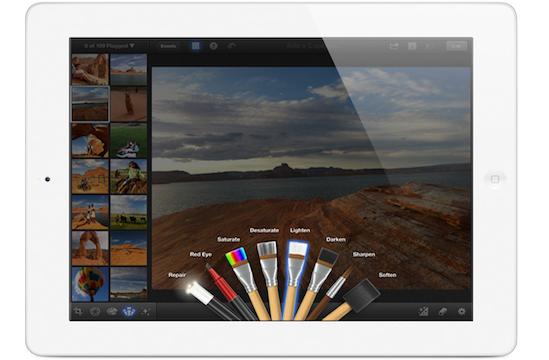 Photo of iPhoto para iPad, otra de las sorpresas de Apple