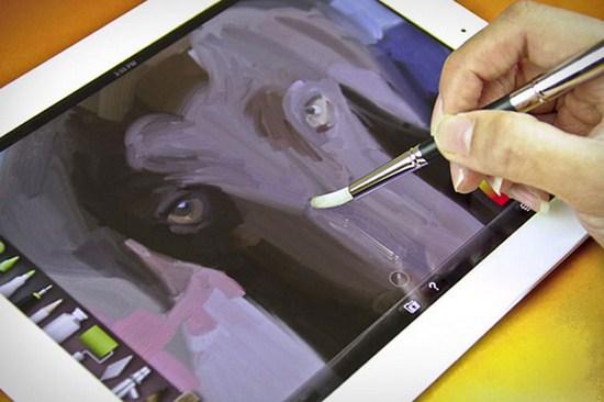 Photo of Sensu Brush: Un increíble pincel para iPad
