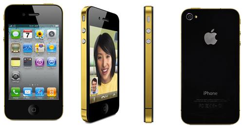 Photo of ¿Quieres un iPhone de oro? Pues Vodafone lo vende en Qatar