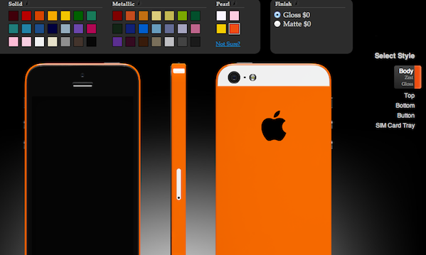 iPhone 5 ColorWave
