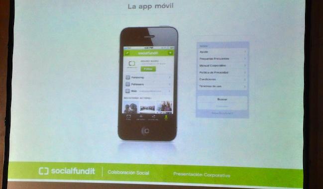 The App Date Socialfundit