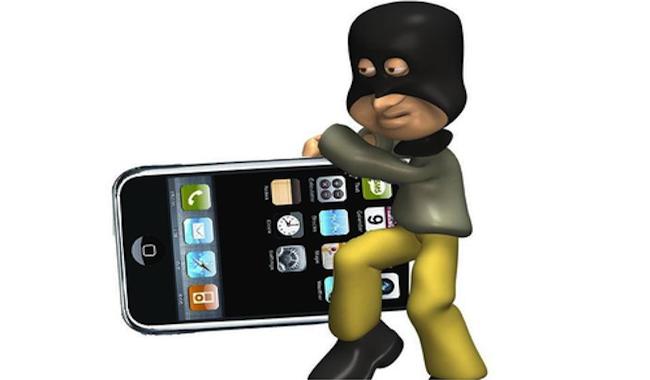 Ladrón iPhone