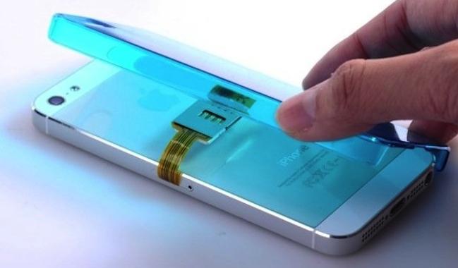 Photo of Utiliza Dos Tarjetas SIM en tu iPhone 5 Gracias a Esta Nueva Funda