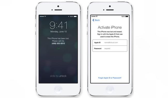 Activate iPhone iOS 7