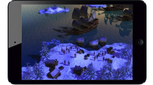 Age Of Empires iOS Apple