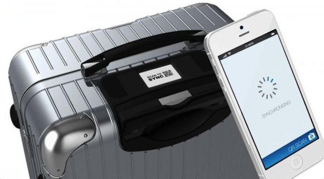 Airbus Bag2Go iPhone