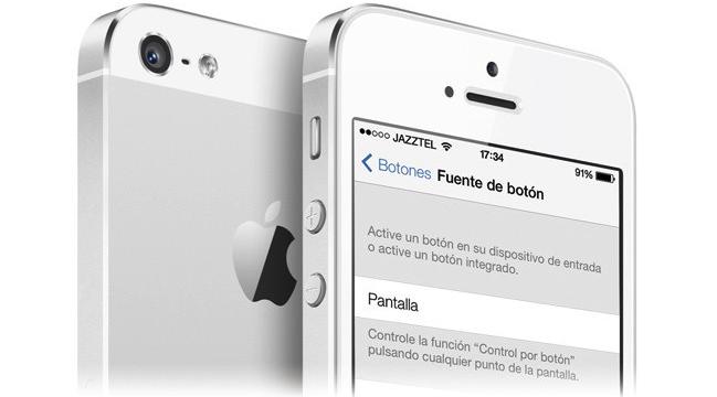 iOS 7 Gestos Cabeza