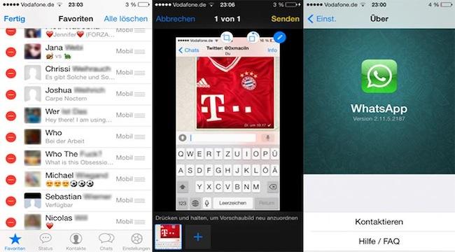 WhatsApp para iOS 7 (2)