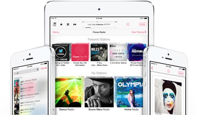 iTunes Radio Apple