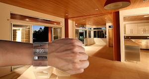 Photo of El iWatch también podría ser muy útil en casa