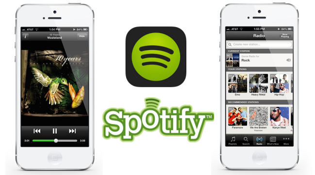 Spotify iOS