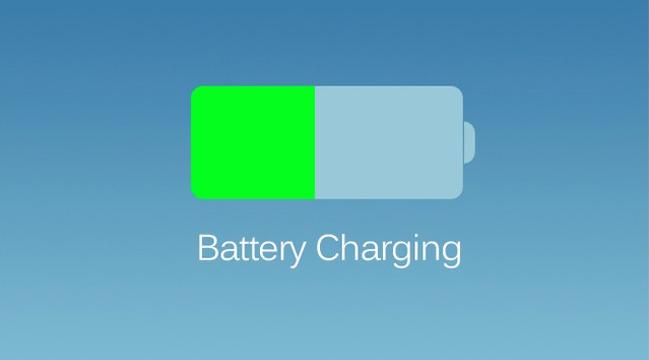 Bateria iPhone iOS 7