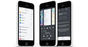 Photo of Original concepto del centro de notificaciones para iOS 8