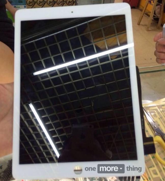 Panel Frontal iPad Air 2