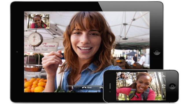 Solución Problema FaceTime iOS 6
