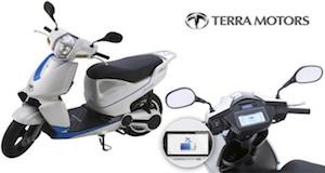 Photo of A4000i de Terra Motors, la primera moto eléctrica con iPhone incorporado