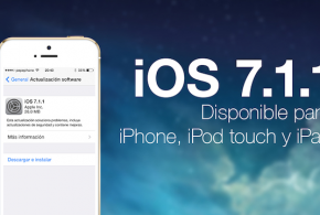 iOS 7.1.1 iPhone iPad iPod Touch
