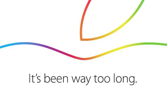 Evento Presentación iPads 16 Octubre