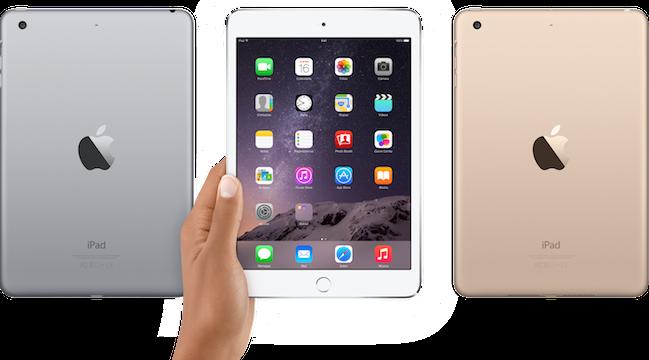 iPad mini 3 Apple