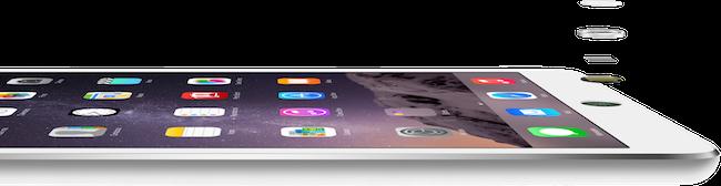 iPad mini 3 Touch ID Sensor