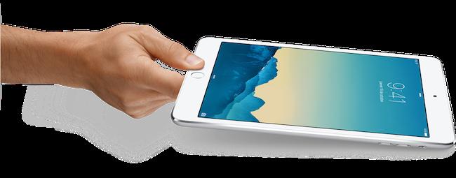 iPad mini 3 de Apple