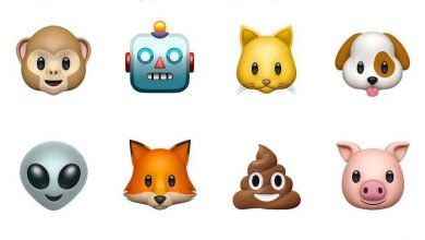 Nuevos Animojis de Apple en iOS 8