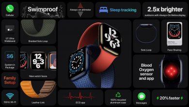 Photo of Apple Watch Series 6, así es el nuevo reloj inteligente de Apple