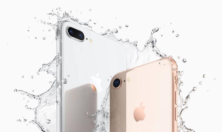iPhone 8 y iPhone 8 Plus de Apple