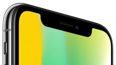 Notch Frontal iPhone X Apple