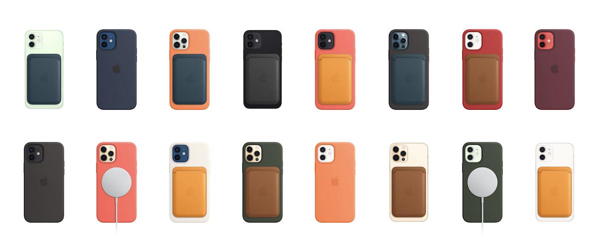 Fundas MagSafe iPhone 12