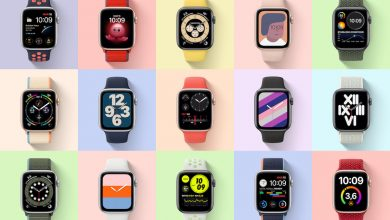Modelos Apple Watch SE
