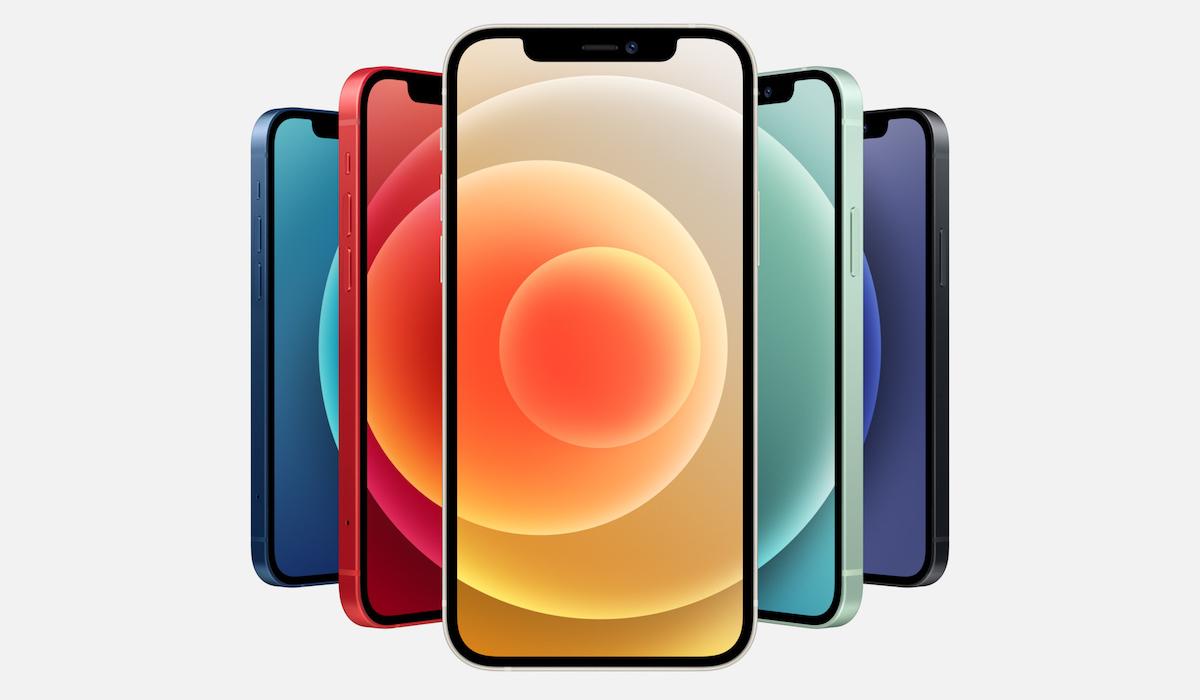 Nuevos iPhone 12 de Apple
